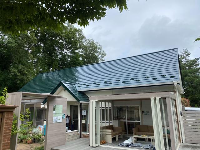 仙台市泉区 G様事務所 屋根・壁塗装